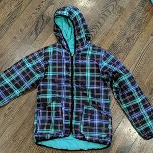Girls Columbia Winter Reverse Jacket
